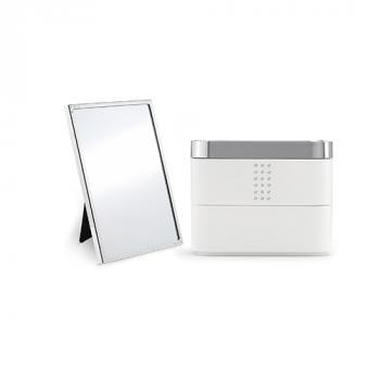 Welcome To E Rewards, Swarovski Jewellery Box With Mirror